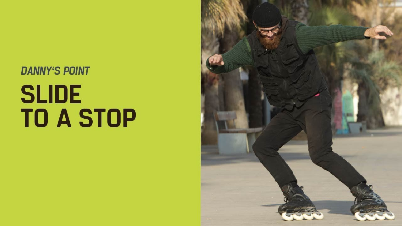 Download Danny's point: Slide to a stop