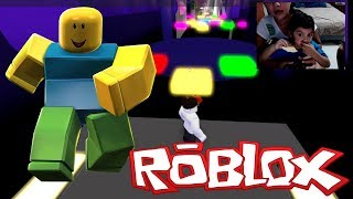 ESCAPE OF MINIONS IN ROBLOX! PART 2 Children's play