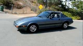 1985 Mazda Savanna Rx-7 Rotary 1 Owner 37K Orig Mi Rx7 Series 3 GSL SE NA S3(Mazda Rx7 GSL-SE Rotary 12V car. Nathan Wratislaw AKA 1 Owner Car Guy and These are Very Fun cars to drive & this is the Nicest one I have ever Driven it ..., 2012-07-25T21:06:28.000Z)