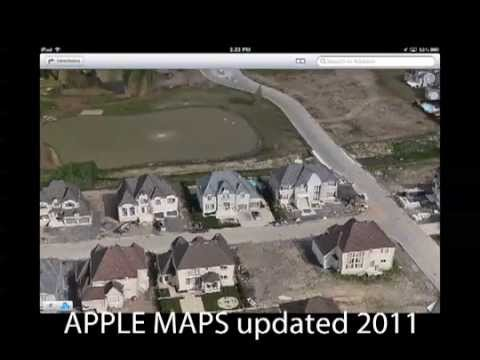 Apple Maps vs. Google Maps: Which is better for Real Estate Marketing?