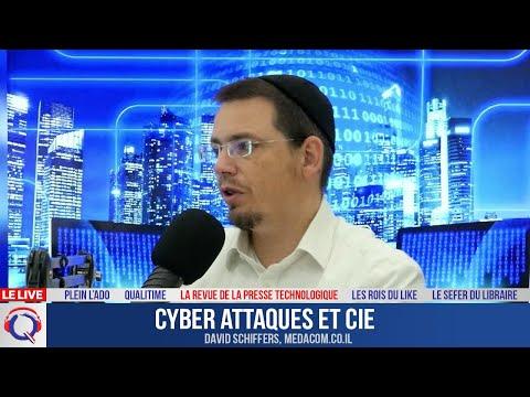 Cyber attaques et cie - La Revue De La Presse Technologique#6