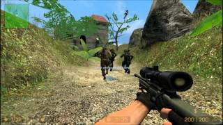 Counter strike source zombies mod. Pirates of the caribean map