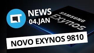 Exynos 9810, o chip do Galaxy S9; Lojas da Apple com preços em Real e + [CT News]