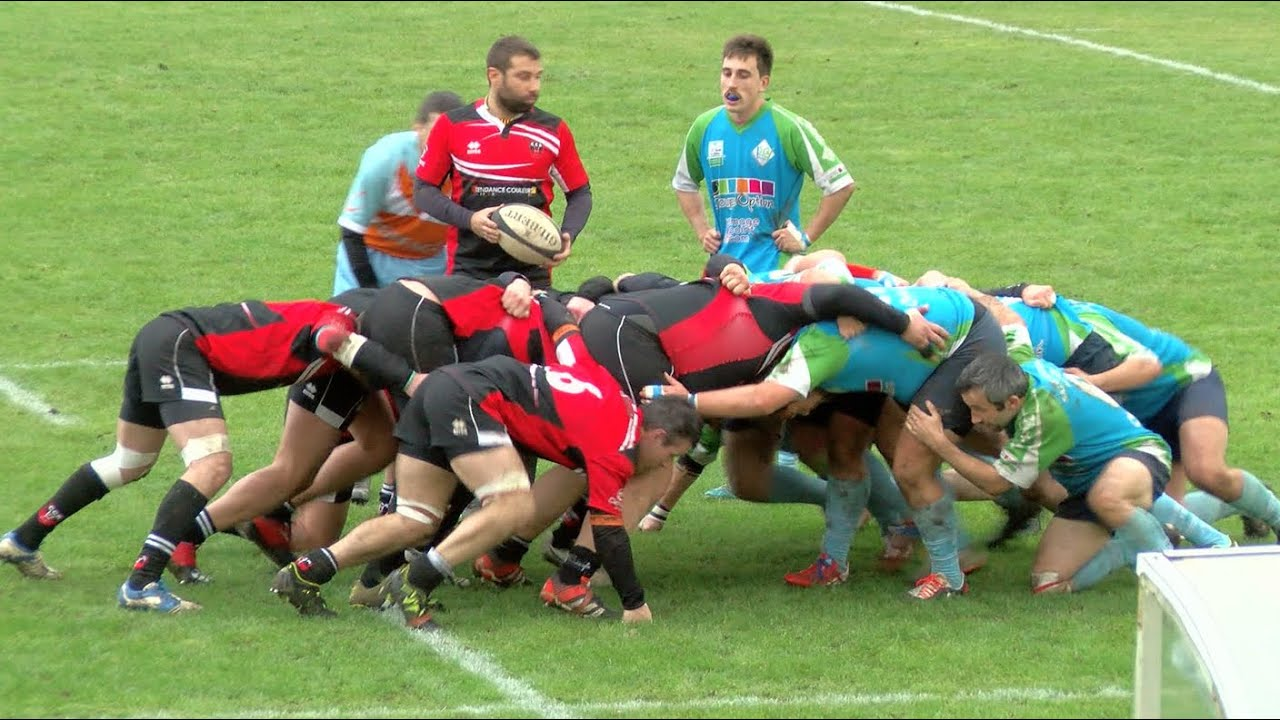 Rugby : le SQYRugby leader de promotion d'honneur