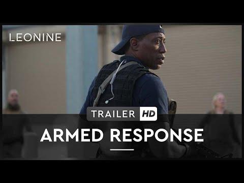 ARMED RESPONSE | Trailer | Deutsch streaming vf