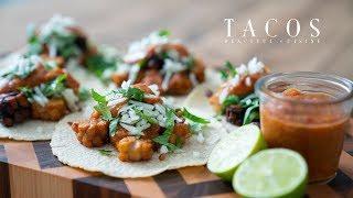Tacos (vegan) ☆ タコスの作り方