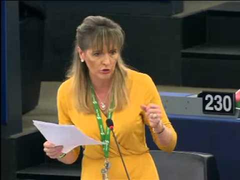 Martina Anderson criticises EU Gaza resolution
