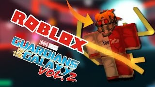 How to get the Star-Lord's Facemask - Roblox Event Guardians of the Galaxy Vol. 2 Event
