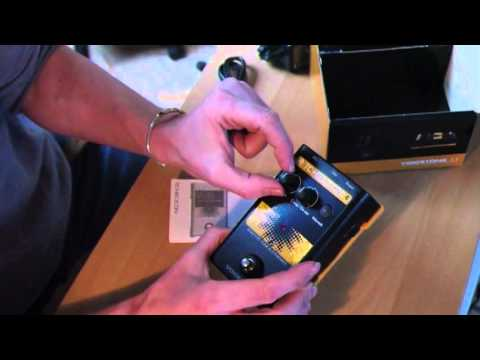 TC Helicon Singles: Voicetone T1 unboxing and testing