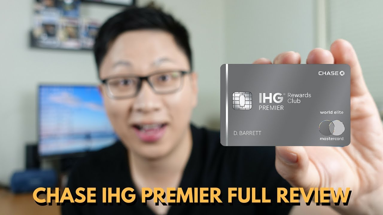 Chase IHG Rewards Club Premier Credit Card Review — AskSebby