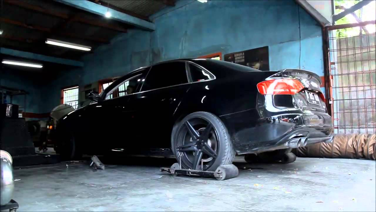 Audi A4 B8 18tfsi Mcchip Dkr Stage 2 Ck Motorsport Tv Youtube