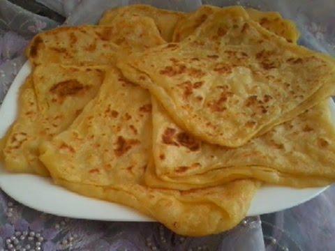 recette facile msamen cuisine marocain 14 - youtube