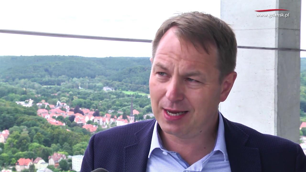 2017.09.04  Maciej Grabski   prezes OBC o inwestycji