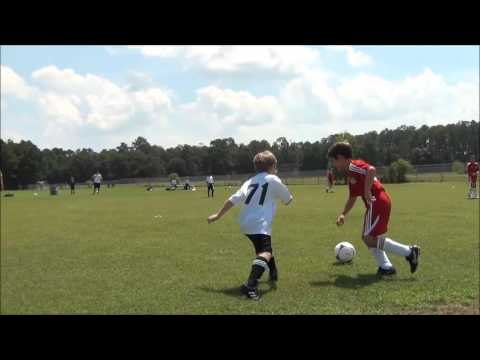 U10 Rapids vs Whitecaps 09072013
