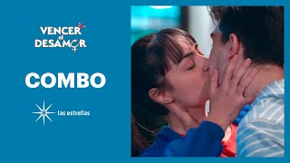 Vencer el desamor: ¡Gemma y Dimi se besan! | C-60 | Las Estrellas