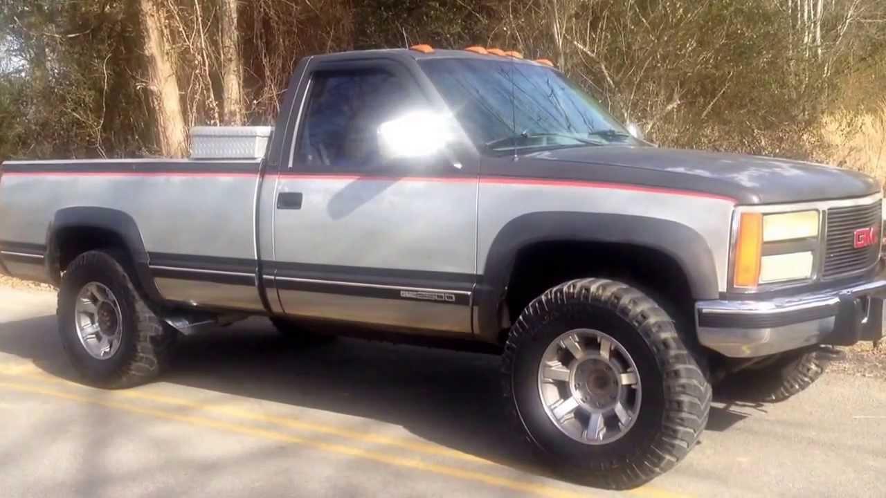 1992 gmc 6 5 turbo diesel for sale feb 1 2014 [ 1280 x 720 Pixel ]
