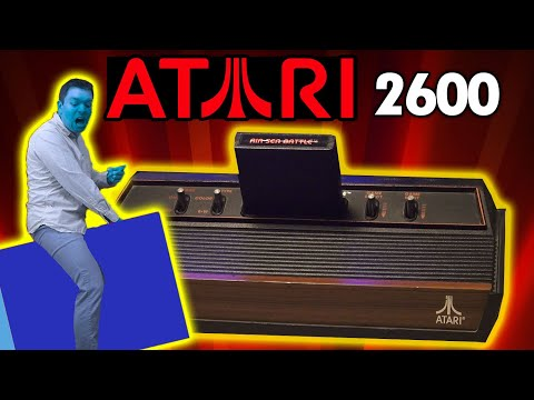 Atari VCS Console Review - (History of Video Games Pt 6) S4E15  | The Irate Gamer