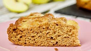 Имбирный яблочный пирог перевёртыш – оригинальный и запоминающийся!