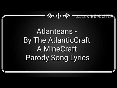 Atlanteans - By The AtlanticCraft A Minecraft Parody Song