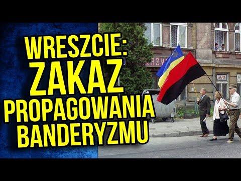 Nareszcie: Prawny Zakaz Promowania Bandery i UPA w Polsce!