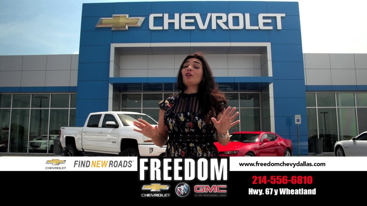 Freedom Chevy June Commercial Univision 2 Youtube
