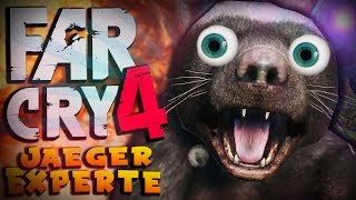 Wir FANGEN alle TIERE!!! \(^o^)/ | Far Cry 4 - Jäger Experte: #1