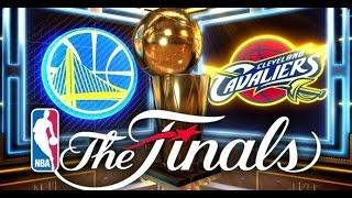 Cavs vs Warriors 2016 finals Game 7 promo