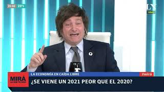 Javier Milei: