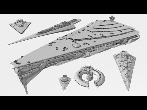 Download Youtube: Capital Ship Size Comparison - Star Wars Legends