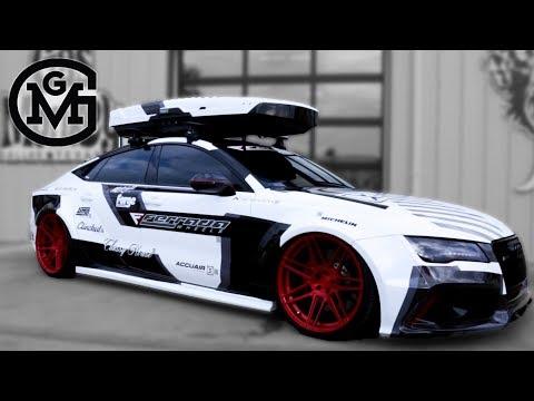 2014 Audi RS7 - Build Of The Week - Gas Monkey Garage