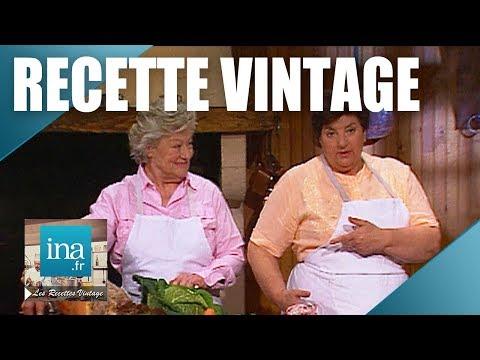 recette-:-les-pieds-de-porc-en-salade-de-maïté-|-archive-ina