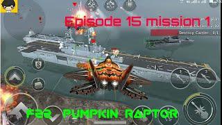 Episode 15 mission 1, Ambush Gunship battle HD gameplay