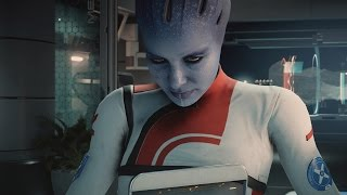 Lexi asks for advice | Mass Effect: Andromeda