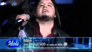 Mark Haze - Top 15 Idols -