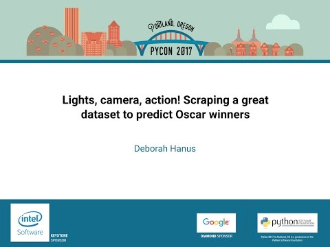 Image from Lights, camera, action! Scraping a great dataset to predict Oscar winners