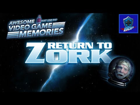 Return to Zork Review (PC/DOS) - Awesome Video Game Memories (Battle Geek Plus)