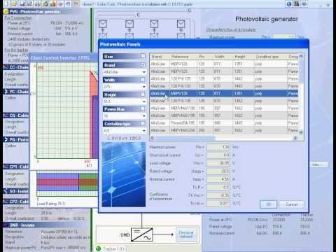 solar-calc.-photovoltaic-calculation-software