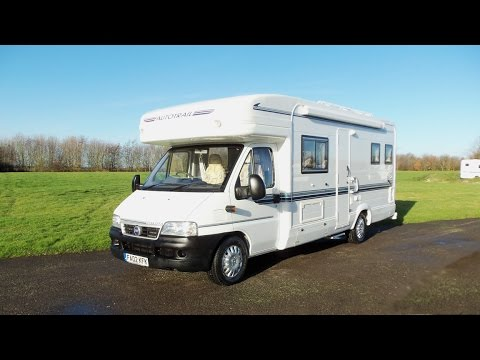 fiat ducato autotrail dakota 2002 21 995 youtube. Black Bedroom Furniture Sets. Home Design Ideas