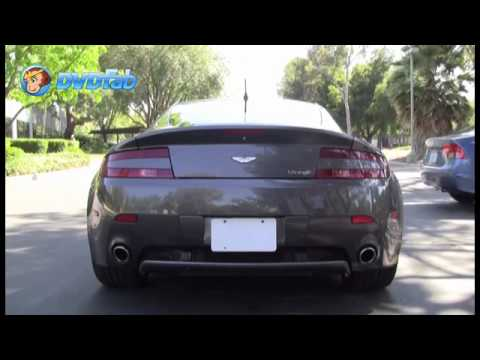 Harrison Signature Aston Martin V8 Vantage High Flow Cats - Fuse22 OUT
