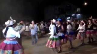 SANTIAGO EN HUACRAPUQUIO 2015 BARRIO SANTA ROSA