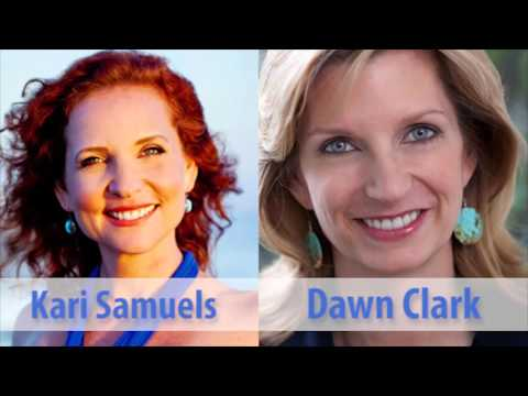 Recode your dna for wealth and health - Kari Samuels interview with Dawn Clark