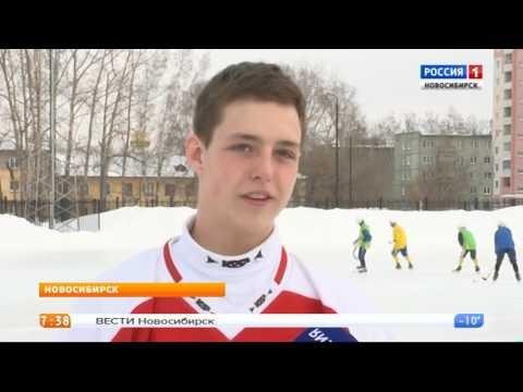 Хоккей, Зимняя Лига Новосибирска, 9 тур, Стяг, НСК, 30.10.2016.