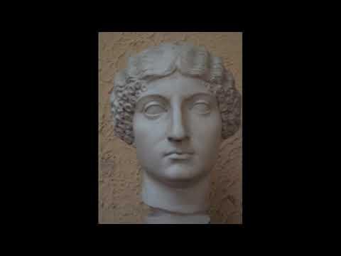 ///Жена Цезаря — вне подозрений. ///Развод Гая Юлия Цезаря с первой женой.