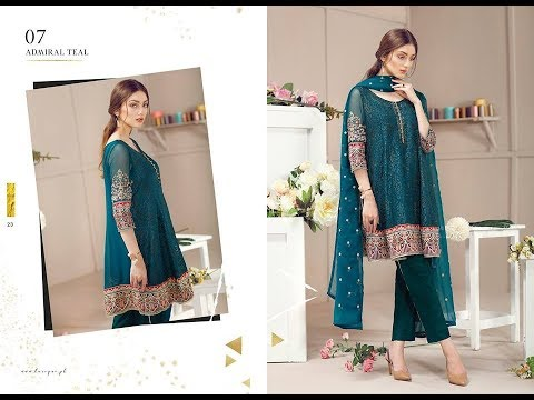 ecd3163ff0 Beautiful Pakistani Dresses |Amazing Salwar Kameez Collection for Women and  Girls