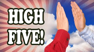 Who Invented the High Five? — TodayIFoundOut