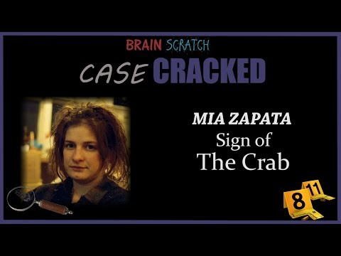 Case Cracked: Mia Zapata - Sign of The Crab