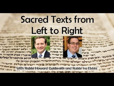Sacred Texts from Left to Right - 2017-11-06