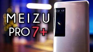 MEIZU PRO 7 Plus - co dwa ekrany to nie jeden - test, recenzja #100 [PL]
