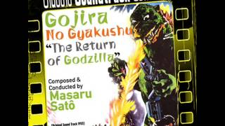 Main Title - Gojira No Gyakushu (The Return of Godzilla) [Ost] [1955]