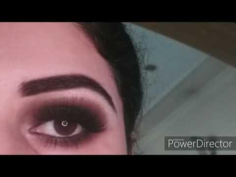 Black smokey eyes in pashto
